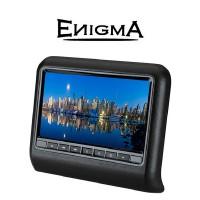 Headrest DVD Player Clip-on 9-inch | Enigma EG-9917