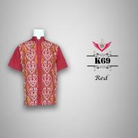 Baju Koko Bordir Raihan K69