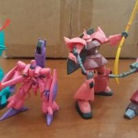 Figure Gashapon Gundam