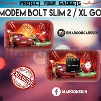 Jual Garskin Mifi XL GO  Bolt Slim 2  E5577 - lighting mcqueen 3 Murah