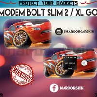 Jual Garskin Mifi XL GO  Bolt Slim 2  E5577 - lighting mcqueen 4 Murah