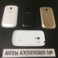 Backdoor Samsung S3 Mini i8190 Housing Cover Tutup Belakang HP