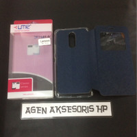 harga Flipcover Lenovo K6 Note K6+ 5.5 Inchi Sarung Buku Ume Classic Ori Tokopedia.com