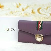 Dompet Wanita Dompet Gucci #2667 Dompet Cewek Branded Replika