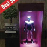Jual PROMO 3pcs Box Pajang LED SHF Action Figure Murah