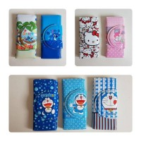 harga Dompet Panjang Murah Dompet Wanita Murah Dompet Karakter Doraemon Sitc Tokopedia.com