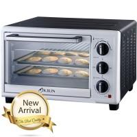 Kirin Oven Toaster 19 Liter Daya Low Watt – KBO190LW