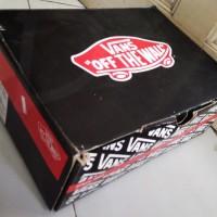 Original Dus Box Sepatu Vans SK8-Hi Original Asli