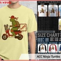ACC Ninja Turtles 12 TX - BAJU KAOS DISTRO PRIA WANITA ANAK OCEAN SEVE