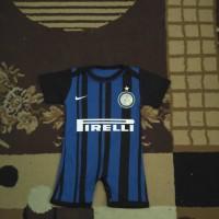 Jersey Baby Jumper Bayi Inter Milan Home 17/18 Grade Ori Lokal Murah