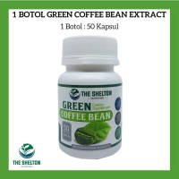100% GREEN COFFEE BEAN EXTRACT/ Kopi Hijau ( Premium Quality )
