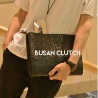 Clutch pria/wanita impor BUSAN
