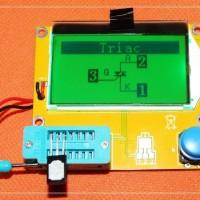 Digital ESR Meter ATMEGA328 Smart Tester