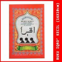 Harga gta buku iqro jilid 1 2 3 4 5 6 ukuran kecil