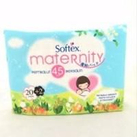 softex maternity 20+2 pembalut bersalin nipas
