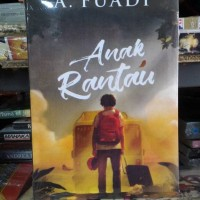 Novel Anak Rantau by A Fuadi