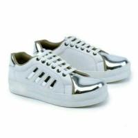 Sepatu kets putih-sepatu wanita terbaru masakini-discon murah gs