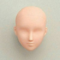 Obitsu Head Female 27HD-F02 doll 1/6