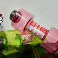 Jual Botol Minum Barbel Fitness Gym Sporty Bottle Murah