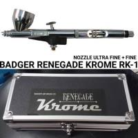 Airbrush Badger Renegade Krome RK 1