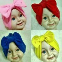 Jual Tuban Pita/ Turban bow / Turban baby /anak Murah