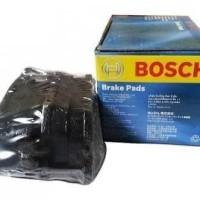 BRAKE PAD FORD FIESTA BOSCH CERAMIC KAMPAS REM DEPAN MOBIL BP1089