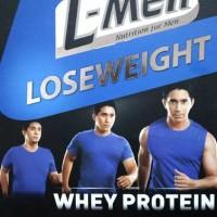 Jual L-Men Lose Weight Chocolate Cereal 300gr / lmen loseweight Murah