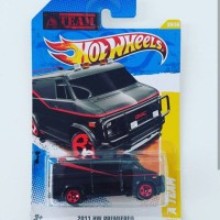 hotwheels hot wheels A Team Van