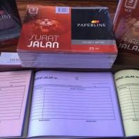 SURAT JALAN PAPERLINE 3 RANGKAP 25 PLY GTOSIR TERMURAH