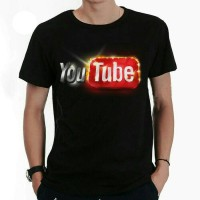 Baju/kaos YOUTABE T-shirt UNISEX UR387
