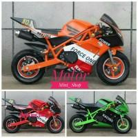 Motor mini gp Force One Racing 50cc