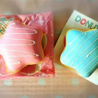 Jual star donut doughnut donat creamiicandy creamii candy squishy Murah