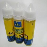 Bananana Mr Flurry liquid vapor