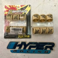 Roller Kawahara Racing Piaggio Vespa 10 Gram / 10G