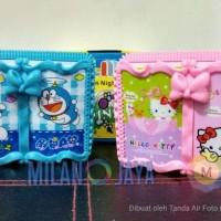Jual Lampu Tidur Sensor Cahaya Night Lamp Model Buku Doraemon Hello Kitty Murah