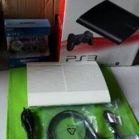 PS3 SUPER SLIM 160 GB OFW TO CFW FULLGAMES