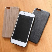iPhone 6/6s/6Plus/6S Plus Wood Soft Case cover silicon