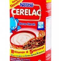 Jual Cerelac beras merah 120gr/ bubur bayi Murah