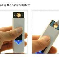 Korek Api Elektrik Korek Api USB Lighter Tanpa GAS Rechargeable