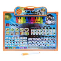 Jual PlayPad Anak Muslim 3 Bahasa / Playpad edukasi  anak muslim terbaru Murah