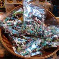 PROMO Cokelat kerikil 1kg Grosir / coklat arab / oleh oleh haji umroh