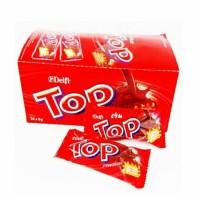 Delfi Top 9 Gr Isi 24 Pcs Wafer Top Mini Isi 24 Pcs