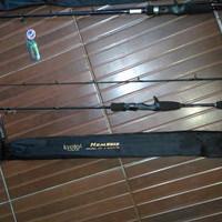 joran casting kyoto nemesis 165 cm distributor perlengkapan joran panc