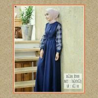 Tunik/baju Wanita/sabrina/baju Atasan/zalisa Dress