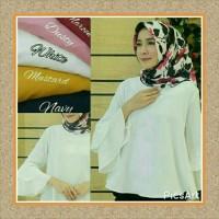 Tunik/baju Wanita/sabrina/baju Atasan/gempi Top