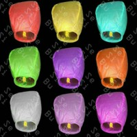 Jual Lampion / Sky Lantern / Lampion Terbang Murah