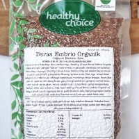 Healthy Choice Beras Embrio Organik 500g