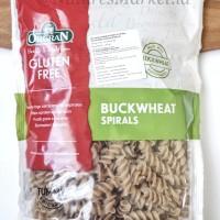Orgran Pasta Buckwheat Spiral 250g
