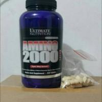 AMINO 2000 ECER ULTIMATE NUTRITION
