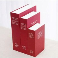 Jual Book Safe Kotak Rahasia Hidden Safety Box Brankas Buku Murah